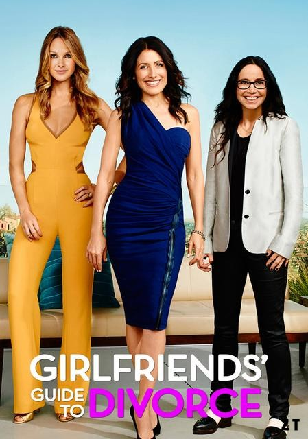 Girlfriends' Guide To Divorce - Saison 3 [03/??] FRENCH | Qualité HD 720p
