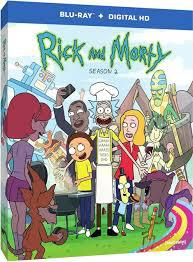 Rick and Morty Saison 2 Vostfr