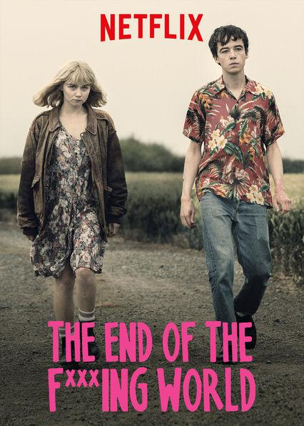 The End Of The F***ing World – Saison 1 (Vostfr)