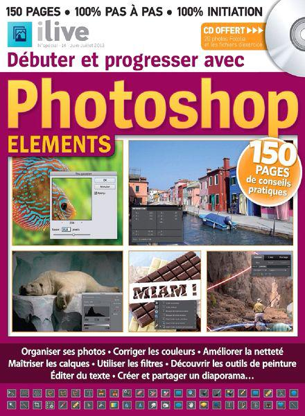 iLive Magazine Special No.14 - Photoshop Elements