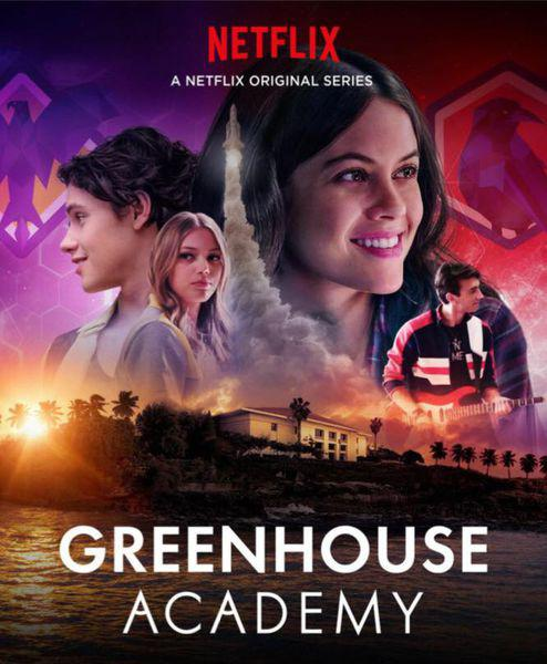 The Greenhouse - Saison 2 [COMPLETE] [12/12] FRENCH | Qualité HDTV