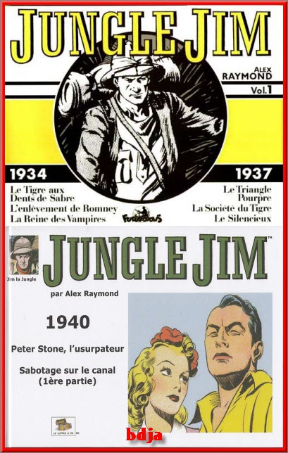 Jungle Jim 11 Tomes PDF CBR HD [BD][MULTI]