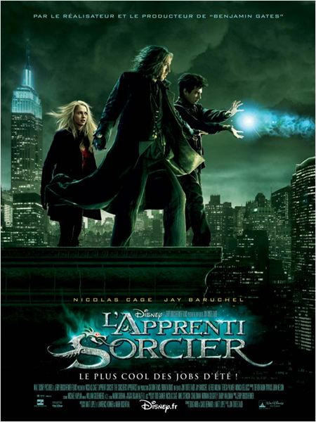 L'Apprenti Sorcier (AC3) [TRUEFRENCH] [BRRIP] [MULTI]