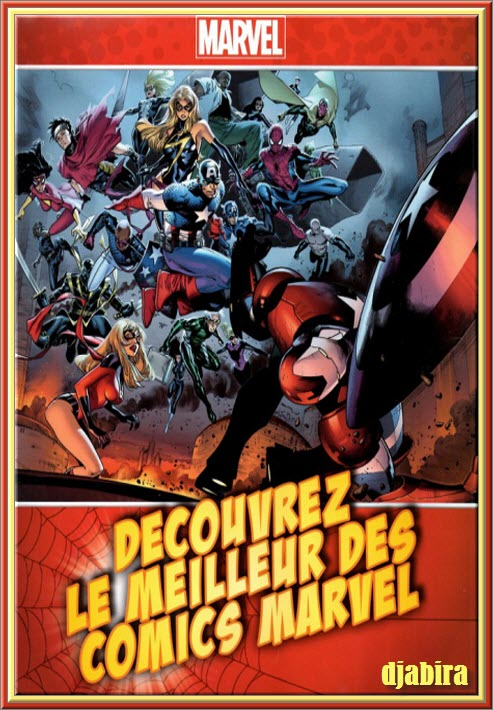 CosmiC CollectioN MARVEL 345 Tomes De 1961 à 2016 CBR HD [COMIC][MULTI]