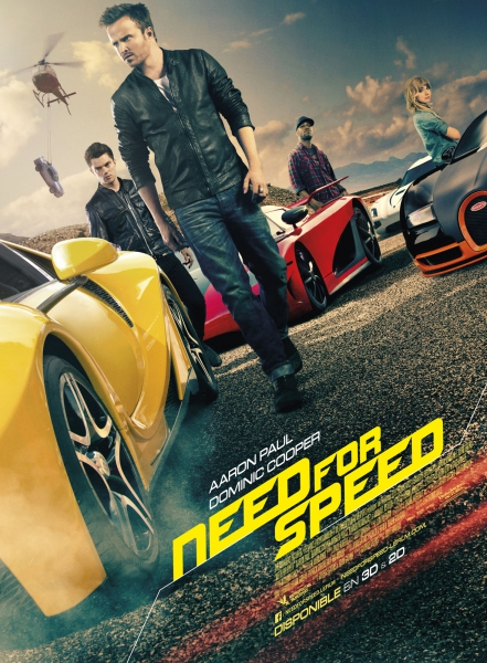 Need for Speed en streaming vk filmze