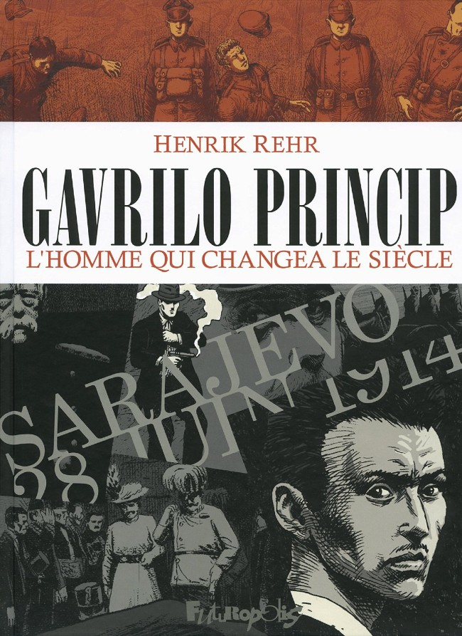 Gavrilo Princip One shot