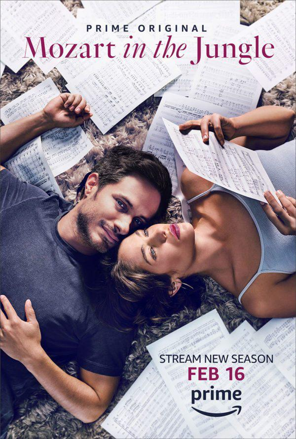 Mozart in the Jungle – Saison 4 (Vostfr)