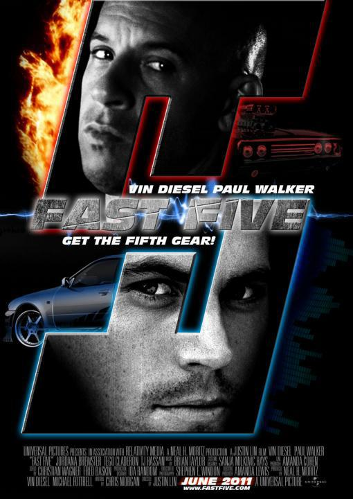 [MULTI] Fast and Furious 5 [VOSTFR][BDRIP]