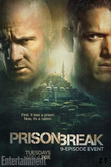 Prison Break – Saison 5 (Vostfr)