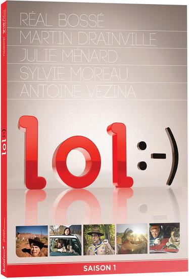 LOL - Saison 1 a 5 Complete [FRENCH] [DVDRIP] [HDTV]