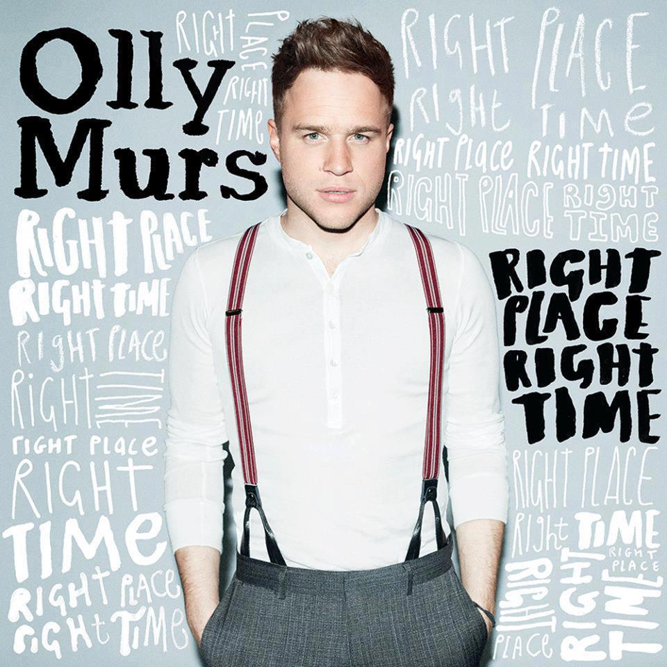 Olly Murs - Right Place Right Time (Special Edition) (2013) [MULTI]