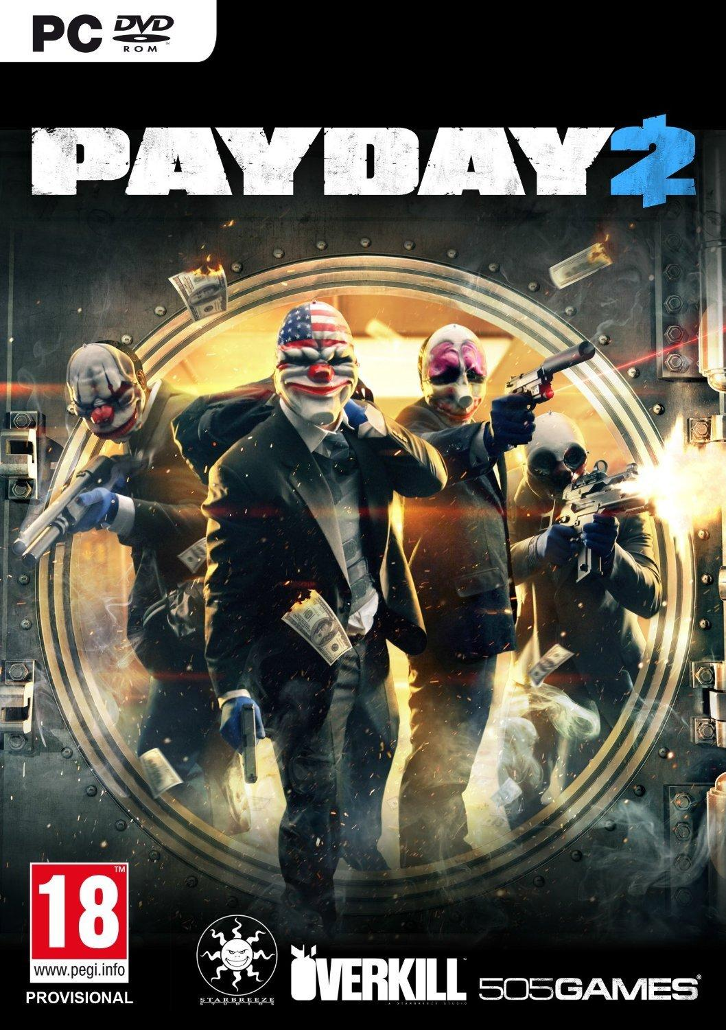 Payday 2 Beta (Green Edition) [ENG] [CRACKé]