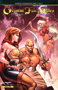 Grimm Fairy Tales Annual 2011 [COMICS]