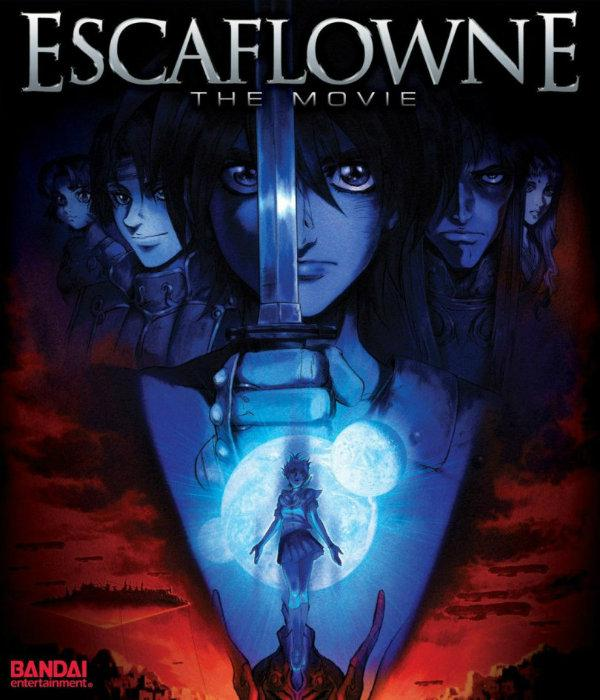 Vision of escaflowne le film