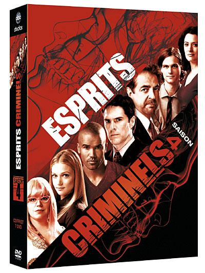 Criminal Minds – Saison 4 (VO)
