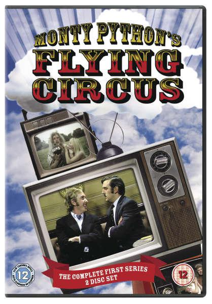 The Monty Python Flying Circus – Saison 1
