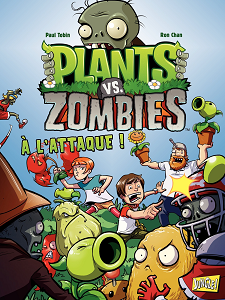 Plants vs. Zombies Tome 01
