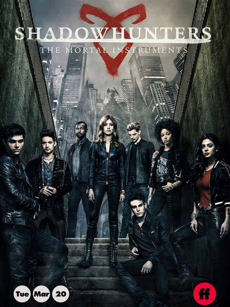 Shadowhunters- Saison 3 [COMPLETE] [22/22] FRENCH| Qualité WEBRip
