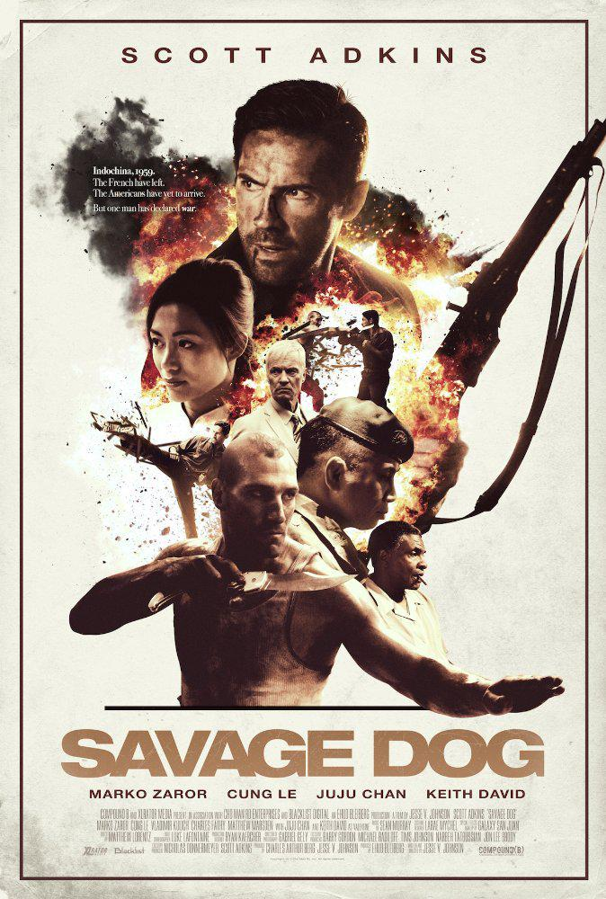 Savage Dog (Vostfr)