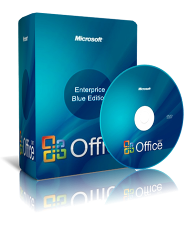 Microsoft Office 2007 SP3 Blue Edition (x86/x64)| ENG | Fully Activated