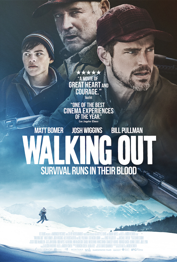 Walking Out (vostfr)