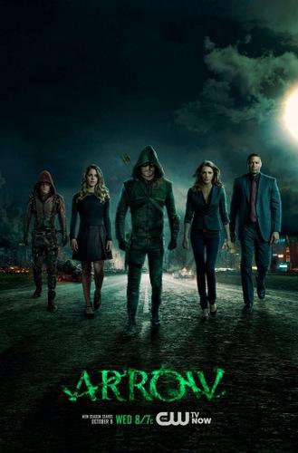 Arrow - Saison 1 - 2 -3 [VOSTFR-HDTV-HD 720p]