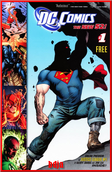 DC Comics The New 52 d'Août 1480 Tomes 2011 à Mai 2014 CBR HD [COMIC][MULTI]