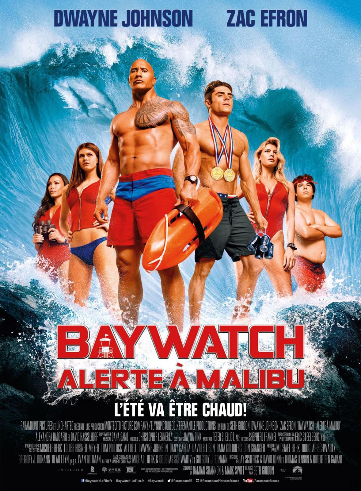 Baywatch - Alerte à Malibu FRENCH HDRip