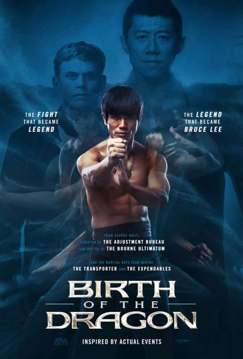 Birth of the Dragon (vostfr)