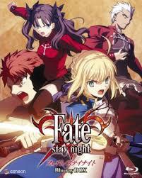 Fate Stay Night (Vostfr)