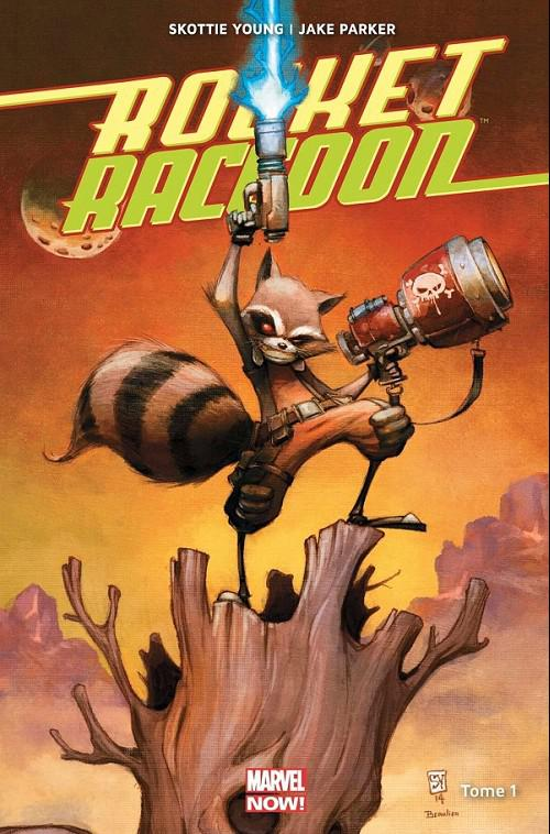 Marvel's Rocket & Groot – Saison 1 (Vostfr)