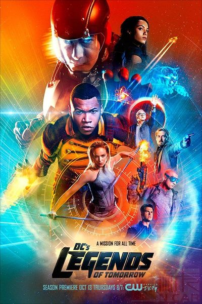 DC's Legends of Tomorrow - Saison 3 [10/??] VOSTFR | Qualité HDTV