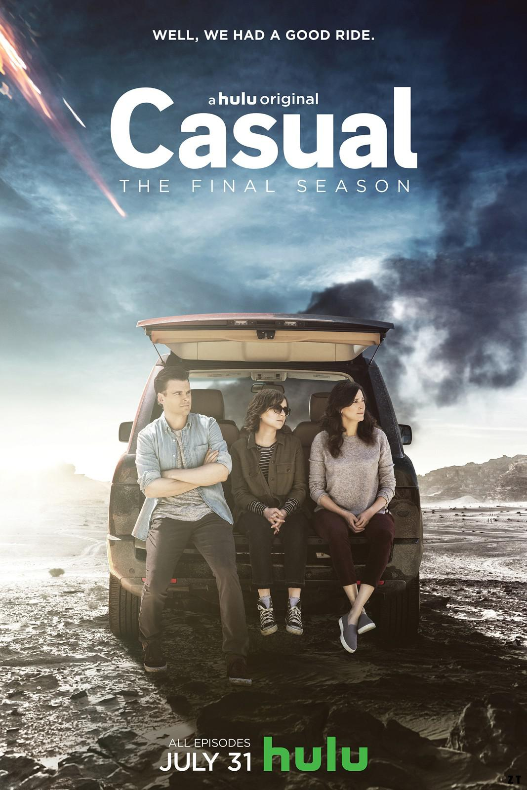 Telecharger Casual- Saison 4 [COMPLETE] [08/08] FRENCH | Qualité HD 720p