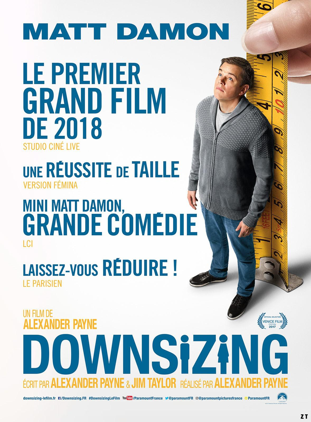 Downsizing (Vostfr)