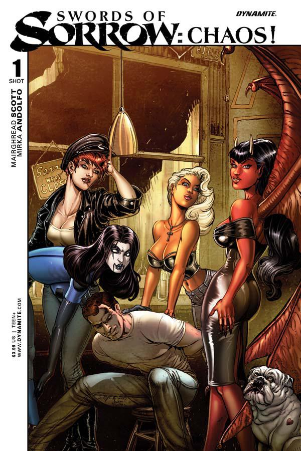 Swords Of Sorrow - One-Shot