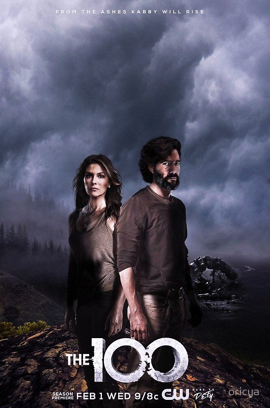 Les 100 ( the 100 ) Saison - 4 Complete [13/13] FRENCH | Qualité HDTV