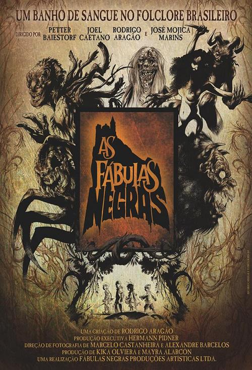 The Black Fables Vostfr