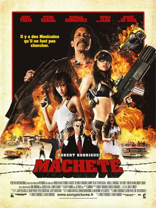 [MULTI] Machete [VOSTFR][BRRIP]