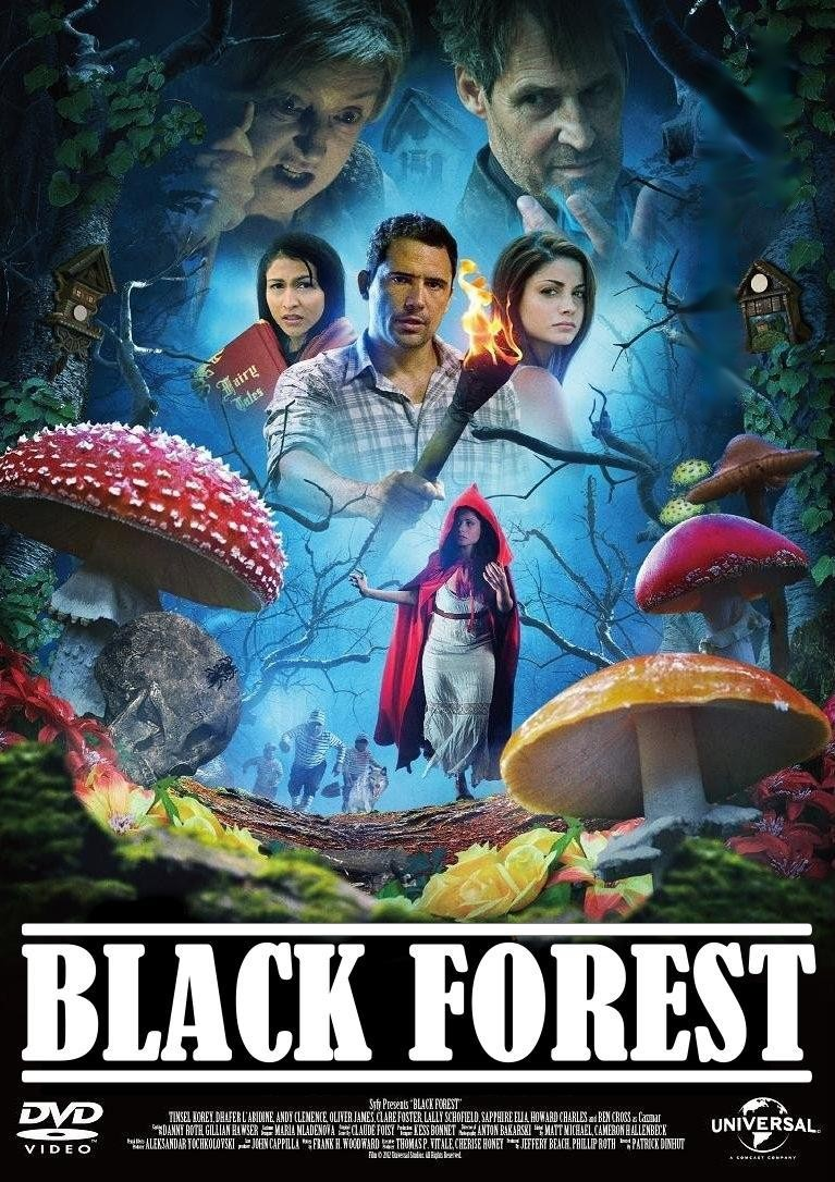 [MULTi] Black Forest [DVDRip] [FRENCH]