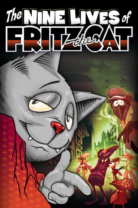 Les 9 Vies de Fritz The Cat (Vostfr)