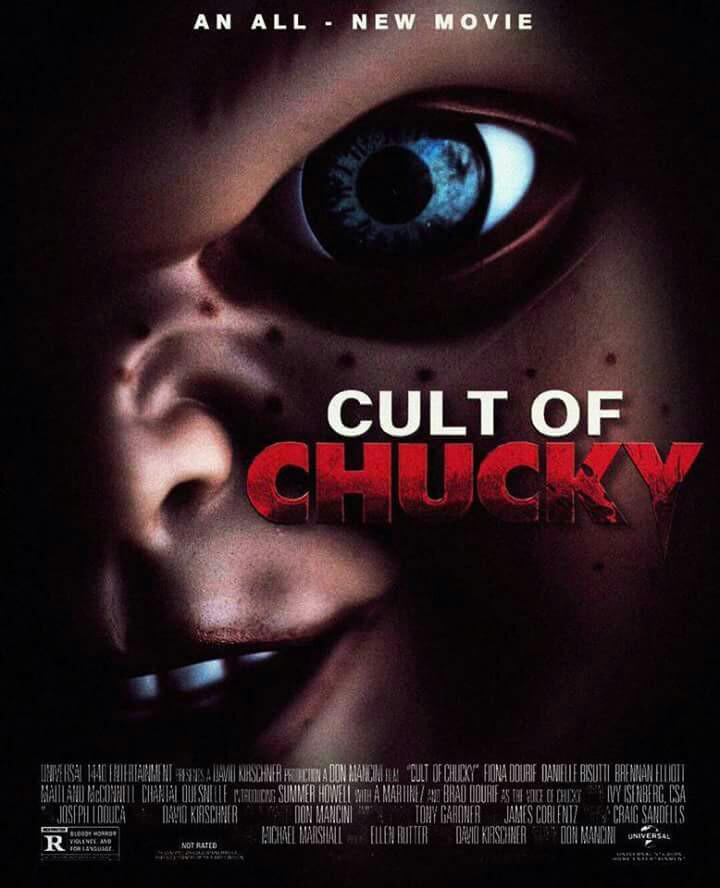 Cult of Chucky Vostfr