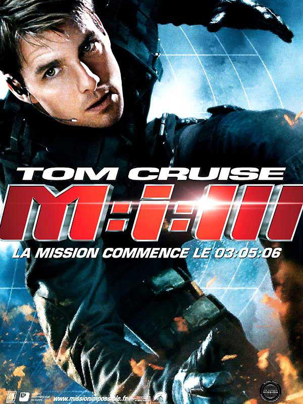 Mission Impossible 3 FRENCH DVDRiP