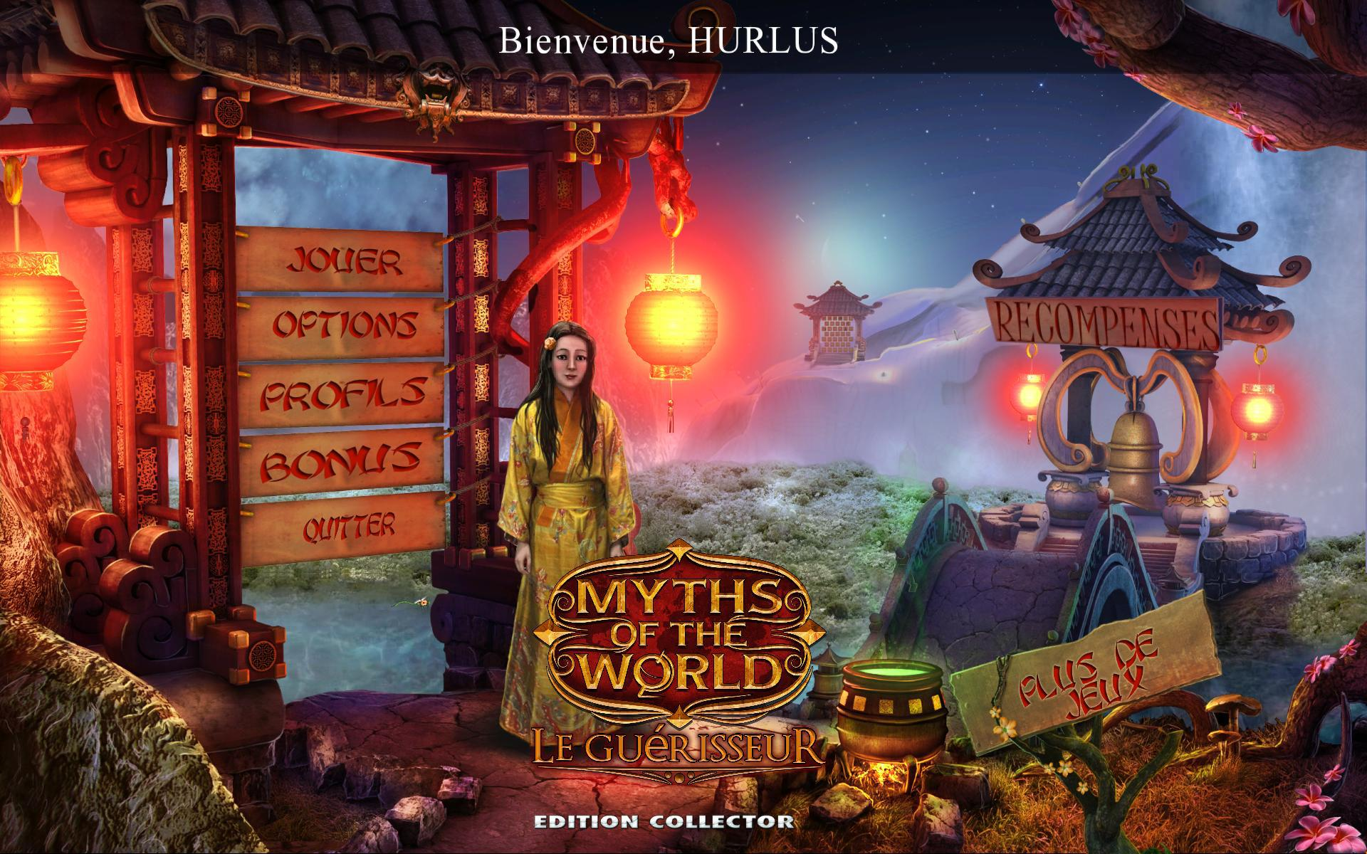 Myths of the World: Le Guérisseur Edition Collector [PC] [MULTI]