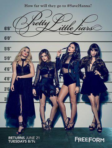Pretty Little Liars – Saison 7 (Vostfr)