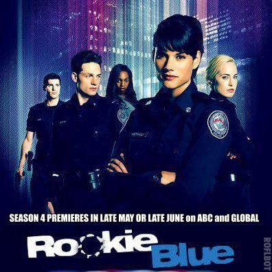 Rookie Blue – Saison 4