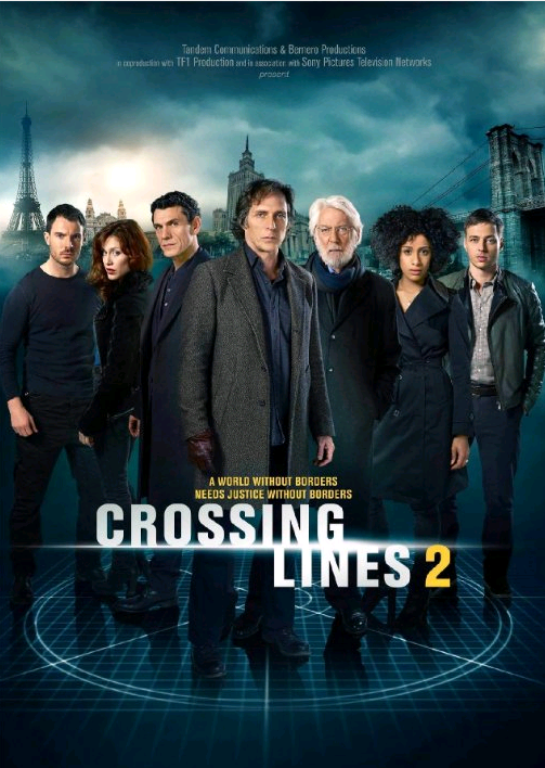 Crossing Lines – Saison 2