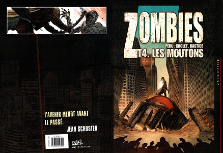 Zombies [Tome 04] [BD]