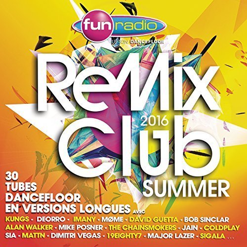 VA   Fun Remix Club Summer 2016