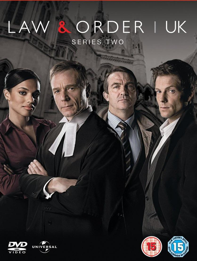 Law & Order: UK – Saison 2
