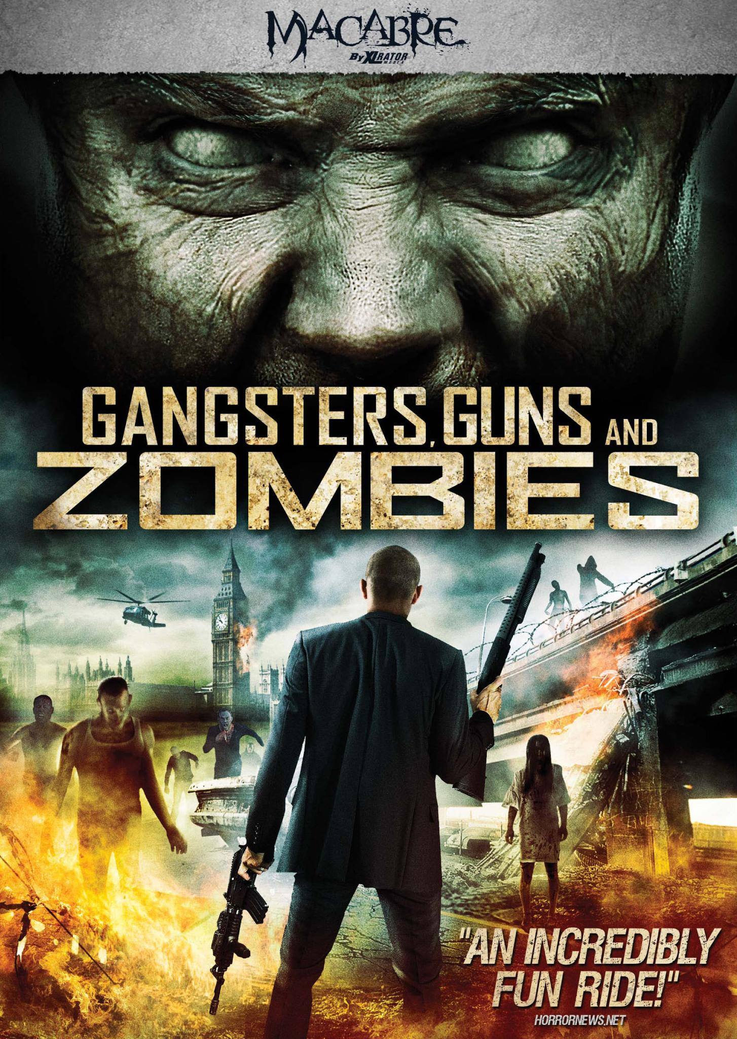 Gangsters, Guns & Zombies [DVDRIP | FRENCH]